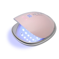 Cordless 48w UV LED Lamp Gel Curing Nail Dryer Nail UV Lamp 48W Built in Battery Electric Art Tools Rechargeable Light