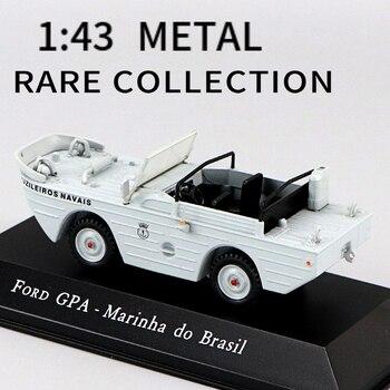 1: 43  IXO   FORD GPA -MARINHA  DO BRASIL  DIECAST CAR MODEL  COLLECTION  TOYS 1