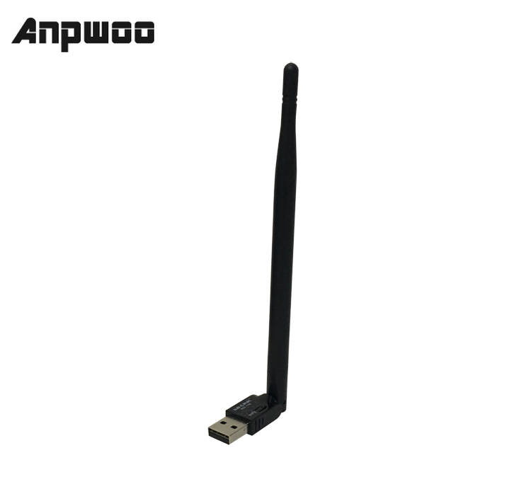 ANPWOO NVR TVI CVI CCTV DVR Surveillance Video Recorder USB WIFI Antenna Module