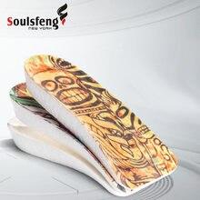 Soulsfeng мягкие стельки для пятки шпоры боль в ноге подушка