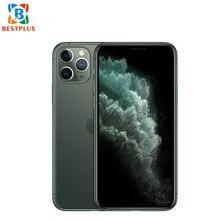 """Бренд Apple iphone 11 pro max A2220 мобильный телефон 6,"""" 4 Гб ОЗУ 64 Гб ПЗУ Hexa coretrial задняя камера двойной сим смарт телефон"""