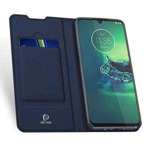 Image 5 - For Motorola Moto G8 Plus Case Luxury Magnetic Flip Leather Case For Motorola Moto G8+ Plus Card Stand Holster Phone Cover