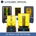 ANYCUBIC УФ Смола LCD 3D принтер Photon Zero, Photon, Photon S, Photon Mono, Photon Mono SE, Photon Mono X, Wash & Cure