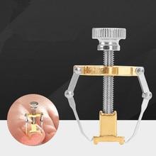1 шт., инструмент для восстановления вросших пальцев ног, педикюр, закрепитель для ногтей на ногах, педикюр, Уход за ногтями на ногах