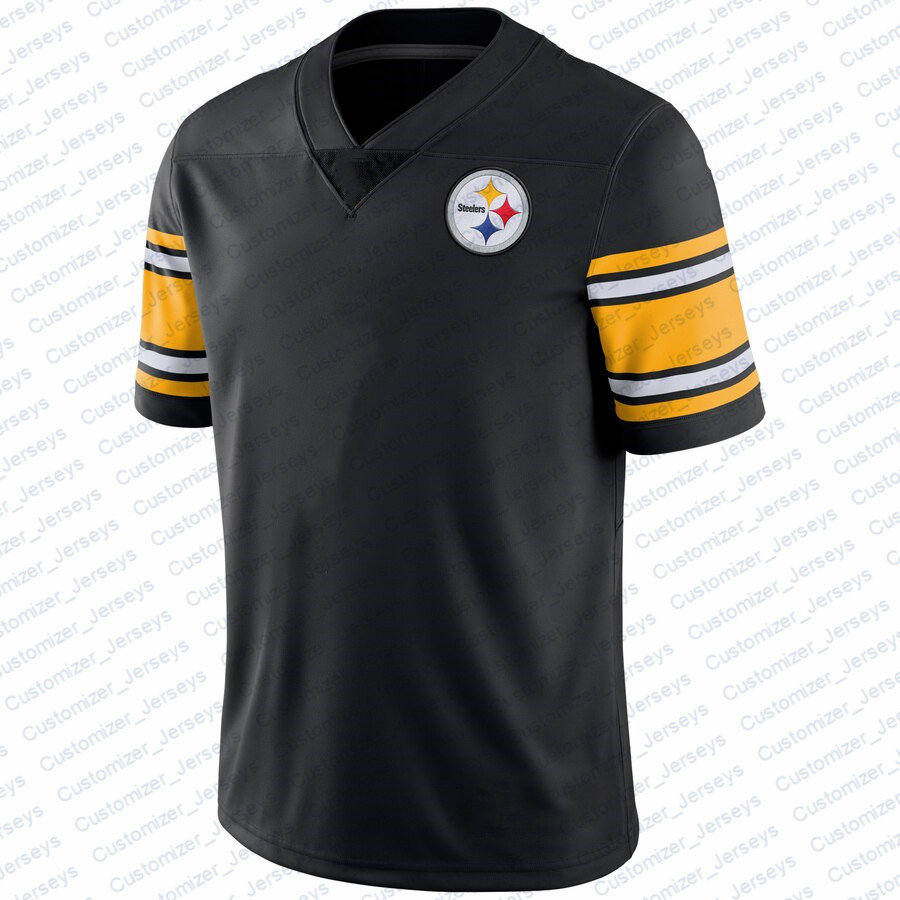 Youth JuJu Smith-Schuster James Conner Devin Bush T.J. Watt Ben Roethlisberger Alejandro Villanueva Pittsburgh Jersey