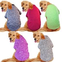 Sweater Clothing Winter Autumn Medium And Labrador Sport Pet-Dog Dog-Jinmao Large 3XL-9XL