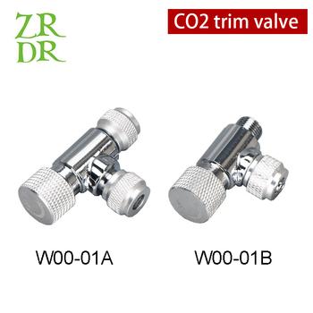 ZRDR jakość CO2 zawór sterujący CO2 system dostrajania CO2 jest dedykowany do regulacji wielkości wyjściowej gazu akcesoria systemu DIY tanie i dobre opinie CN (pochodzenie)