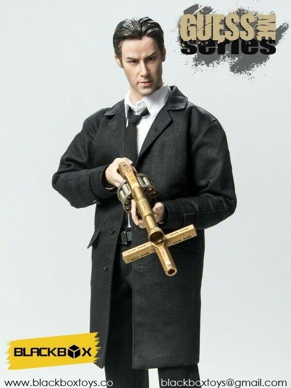 BBT9001 1/6 Hell Detective John Constantine 12