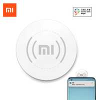 Xiaomi-Sensor táctil inteligente Mijia, relé de música de escena inteligente, pantalla de proyección envolvente, conexión de red para Mi Home App MI