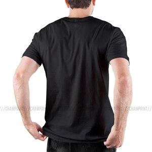 Image 5 - Mens T Shirt Vote Saga Vintage Pure Cotton Tee Shirt Short Sleeve Saint Seiya Anime T Shirt Round Neck Clothes Summer