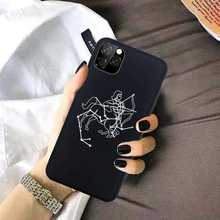 Fashion Zodiacal Pattern Soft Case For iPhone