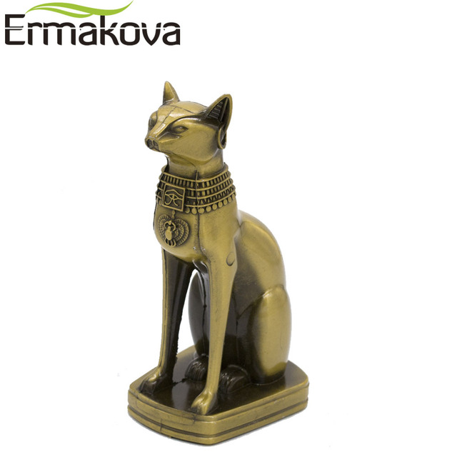 ERMAKOVA Metal Architecture Figurine World Famous Landmark Building Souvenir Statue Home Office Desktop Decor Christmas Gift 2