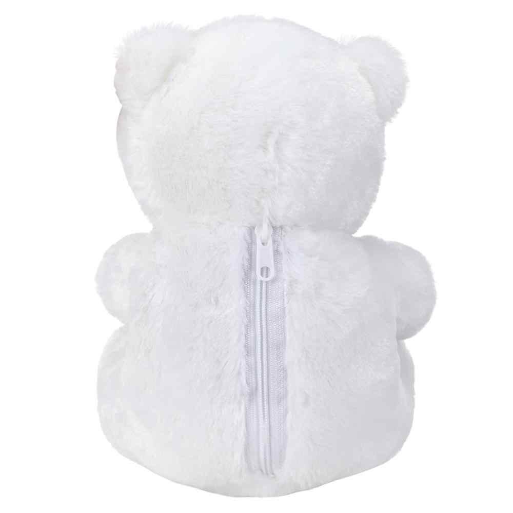 20CM צבעוני זוהר זוהר בפלאש תינוק צעצועים תאורה ממולא דוב דובון יפה מתנות לילדים