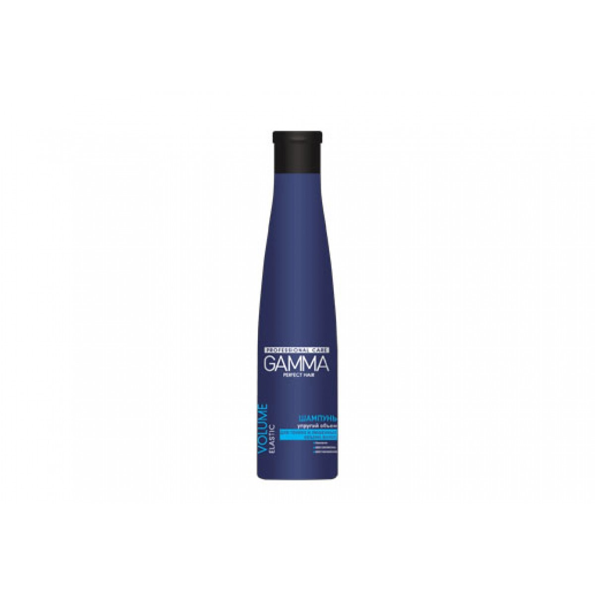 Shampoo for thin and volume-lacking hair GAMMA Perfect Hair image