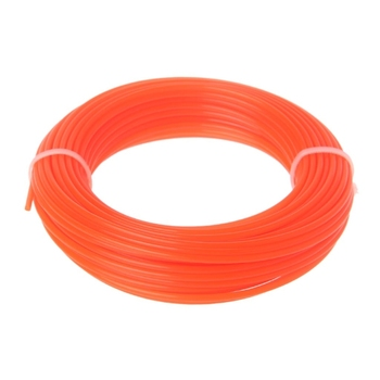 2/2.4/3mm x 15M Professional Fine Quality Mowing Nylon Trimmer Rope Brush Cutter Strimmer Line Wire Lawn Mower Accessory