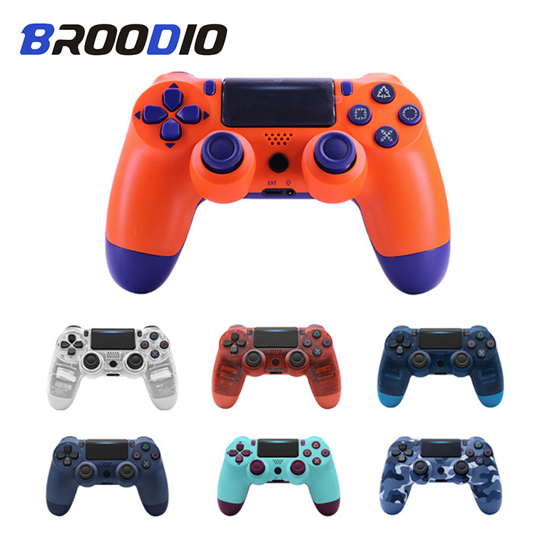 Bluetooth Wireless Gamepad For Sony PS4 Joystick Game Controller Fit For PS4 Console For Playstation Dualshock 4 Gamepad For PS3
