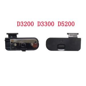 Image 2 - 10 pcs/lot Couvercle De Porte De Batterie pour nikon D3000 D3100 D3200 D400 D40 D50 D60 D80 D90 D7000 D7100 D200 D300 D300S D700 Caméra Réparation