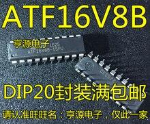 Бесплатная доставка ATF16V8B-15PU ATF16V8 ATF16V8B DIP20 10 шт./лот