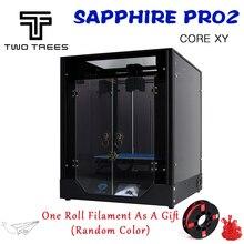 Два дерева 3d принтер Sapphire pro CoreXY BMG экструдер Core xy Высокоточный сапфир S Pro 3d DIY наборы 3,5 дюймов сенсорный экран