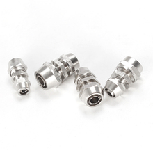4mm-16mm Pneumatic Fast Twist Fittings  Air Tube Straight Push in Connectors Quick Fittings For 4/6/8/10/12mm Hose Tube pneumatic fittings cylinder 12mm 8mm 6mm 4mm air water hose tube one touch straight fittings pneumatic white connector