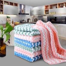 5 шт очистки для мытья посуды железные мочалки посуда тряпка