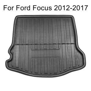 Image 2 - Bandeja trasera de espuma EVA y PE para maletero, forro para maletero, alfombrilla de coche de carga para Ford Edge Escape Focus fusión Fiesta Mondeo, envío aleatorio