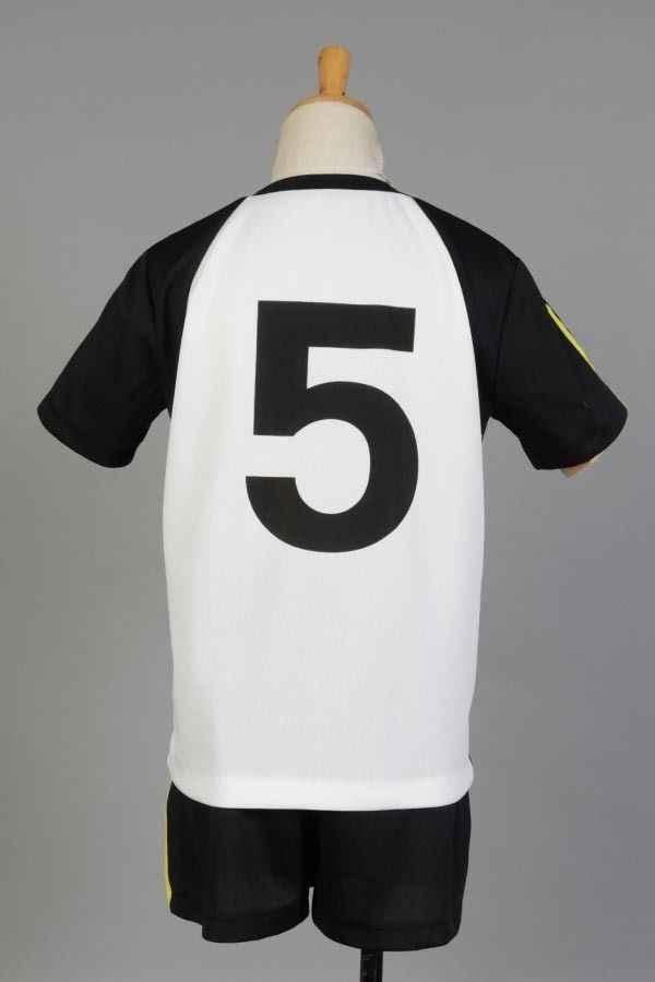No.5 Akaashi Keiji No.4 Bokuto Koutarou Volleybal Uniform Cosplay Haikyuu Fukurodani Academy Jersey Volleybal Team Top + Shorts