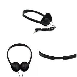 Image 4 - Auriculares estéreo con cable para ordenador sin micrófono, Auriculares deportivos para videojuegos, MP3, con cancelación de ruido, Universal
