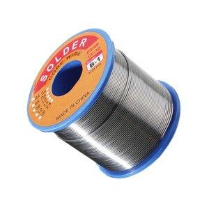 300g 0.5/0.6/0.8/1.0/1.2/1.5/2.0mm 63/37 zwój drutu lutowniczego cynowego rolka 2.0% Flux rdzeń żywiczny drut lutowniczy Melt Roll spawanie narzędzia