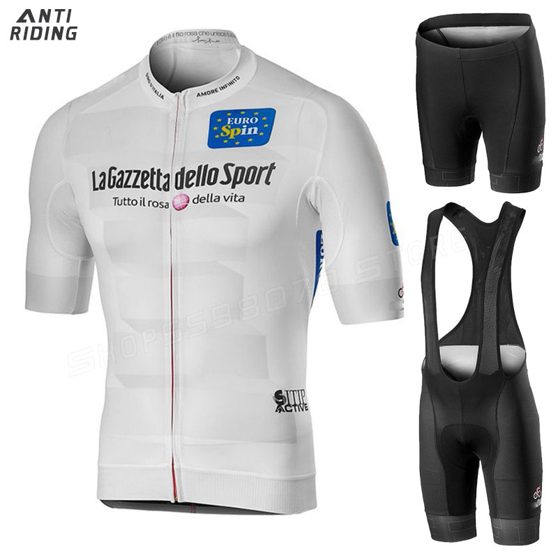 Cycling Jersey Pro Team Cycling Clothing Suits MTB Cycling Clothes Bib Shorts Set Castelliing Men Bike Ropa Ciclismo Triathlon