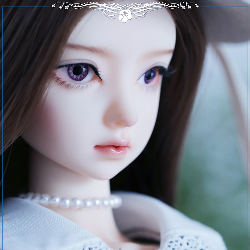 1/4 Doll BJD Cola MSD Toy Surprise Gifts for Girls Boys Birthday Resin Toys Mini Supia Yisol Ball Jointed Doll 2