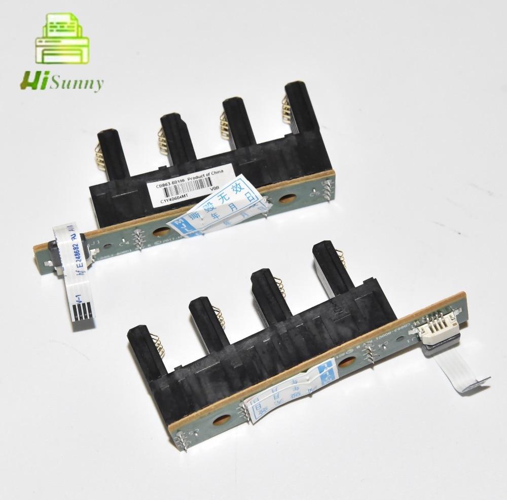 Refurbish For Hp711 For Hp Designjet T120 T520 Cartridges Chip Contact Sensor