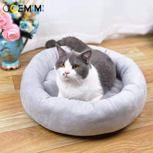 2019 Cat Bed Warm Winter Pet Puppy Cave For Cats pet cat dog house kennel puppy cave sleeping bed cats products for pets
