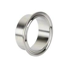 """6-1/""""(159 мм) OD183 санитарная нержавеющая сталь SS304 муфта наконечник трехзажимная кованые наконечники"""