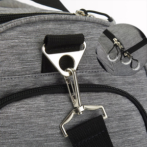 Image 4 - Sports bag Men Gym Bag Women portable Large Capacity Yoga Fitness Training Handbag Bag Striped Sac De Outdoor Sports bag
