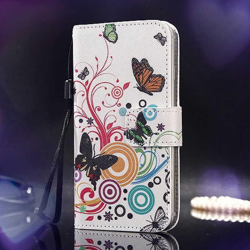 ل HTC الهشيم E1 Plus جميل جلد الوجه كتاب غطاء ل هايسكرين ماكس 3 علبة هاتف خاصة بهواتف HTC الهشيم R70 X