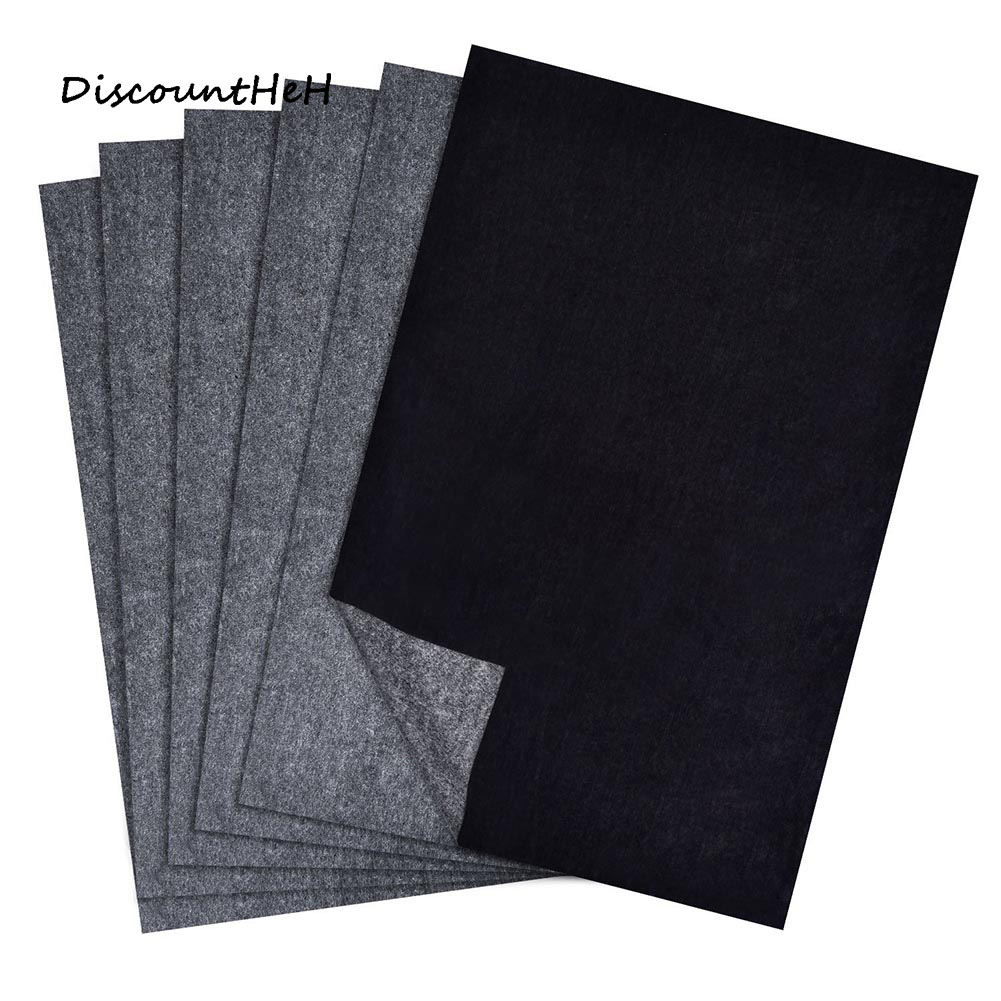 25Pcs/set Transfer Paper Supplies Carbon Thermal Transfer Paper Tattoo Stencil Copy Tracing Paper Accessory School Supplies