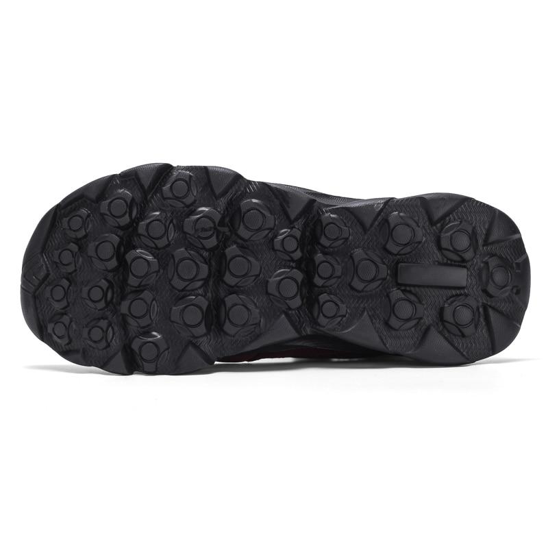 Image 3 - יוניסקס שלג מגפי גברים חורף חם קטיפה קרסול מגפי אופנה עמיד למים מגפי גברים באיכות חורף מקרית סניקרס מגפי נעלי 46מגפי שלגנעליים -