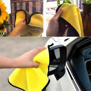 Image 5 - 3/5/10 Stuks Extra Zachte Wasstraat Microfiber Handdoek Car Cleaning Drogen Doek Car Care Doek Detaillering Auto Washtowel nooit Scrat