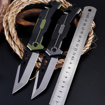 3Cr13 Knife Practical Cutter Blade Folding Pocket Multi-Use Portable