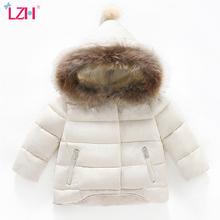 Niemowlę dziewczynek kurtka 2020 jesienne zimowe kurtki dla dziewczynek dzieci ciepłe zagęścić odzież wierzchnia płaszcz dla dziewczynek ubrania kurtka dla dzieci tanie tanio Na co dzień Poliester COTTON Stałe REGULAR Z kapturem Kurtki płaszcze Pełna Pasuje prawda na wymiar weź swój normalny rozmiar