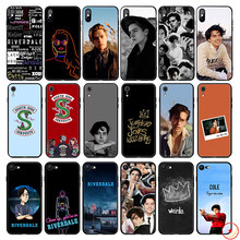 Riverdale Soft Silicone Phone Case for iPhone 11 Pro Xs Max X or 10 8 7 6 6S Plus 5 5S SE Xr 6 Plus 7Plus 8 Plus Cover(China)