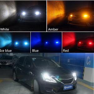 Image 5 - Wholesale 100PCS T10 W5W Canbus 26SMD Car LED  4014 194 168 W5W 2.5W 0.2A Non polar Auto Wedge Tail Side Bulb reading plate lamp