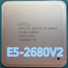 Intel Xeon Processor E5 2680 V2 Cpu E52680 V2 2.8 Lga 2011 SR1A6 Tien Cores Server Processor E5-2680 V2 E5-2680V2
