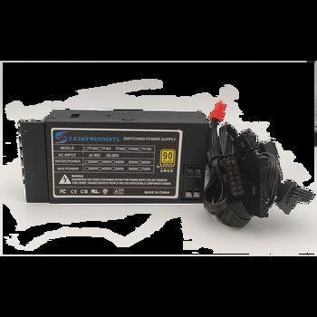 Small 1U FLEX ITX module 500W Desktop PSU Power Supply 110 220V PC Computer Power Supply for Gaming Cash Register NAS FLEX HTPC