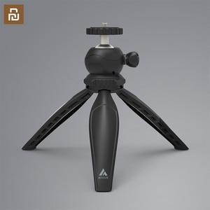 Image 2 - Suporte do projetor altura ajustável 360 graus girar desktop tripé compatível com projeção & equipamento de fotografia