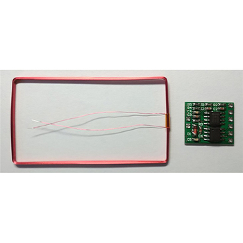 125KHz T5557/67/77 Sector Read/Write Module UART Card Reader Module image