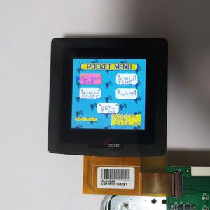 Image 3 - NGPC のためバックライト LCD バックライト液晶画面高光キット SNK NGPC コンソール液晶画面の光
