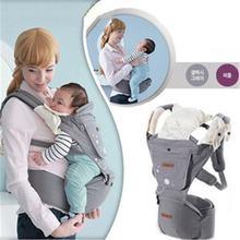 Adjustable 0-36M Ergonomic Baby Carriers Backpack Portable Sling Wrap Cotton Manduca Infant Newborn Kangaroo Bag Hipseat