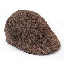 Мужчины гольф вождение солнце квартира таксист газетчик унисекс елочка утконос плющ шляпа кепка